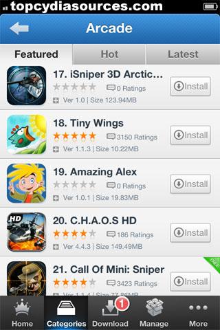 vShare Apps