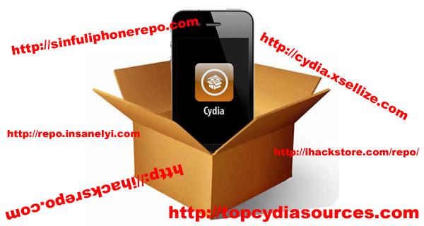 Cydia repos