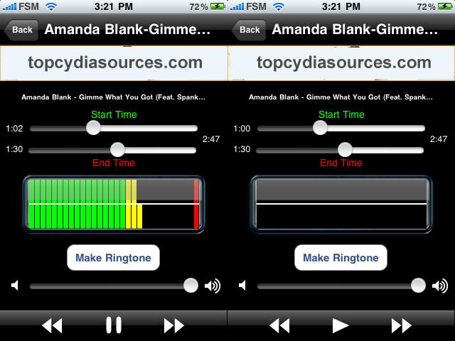 MyTones Cydia apps