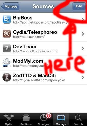 Add a Cydia Repo