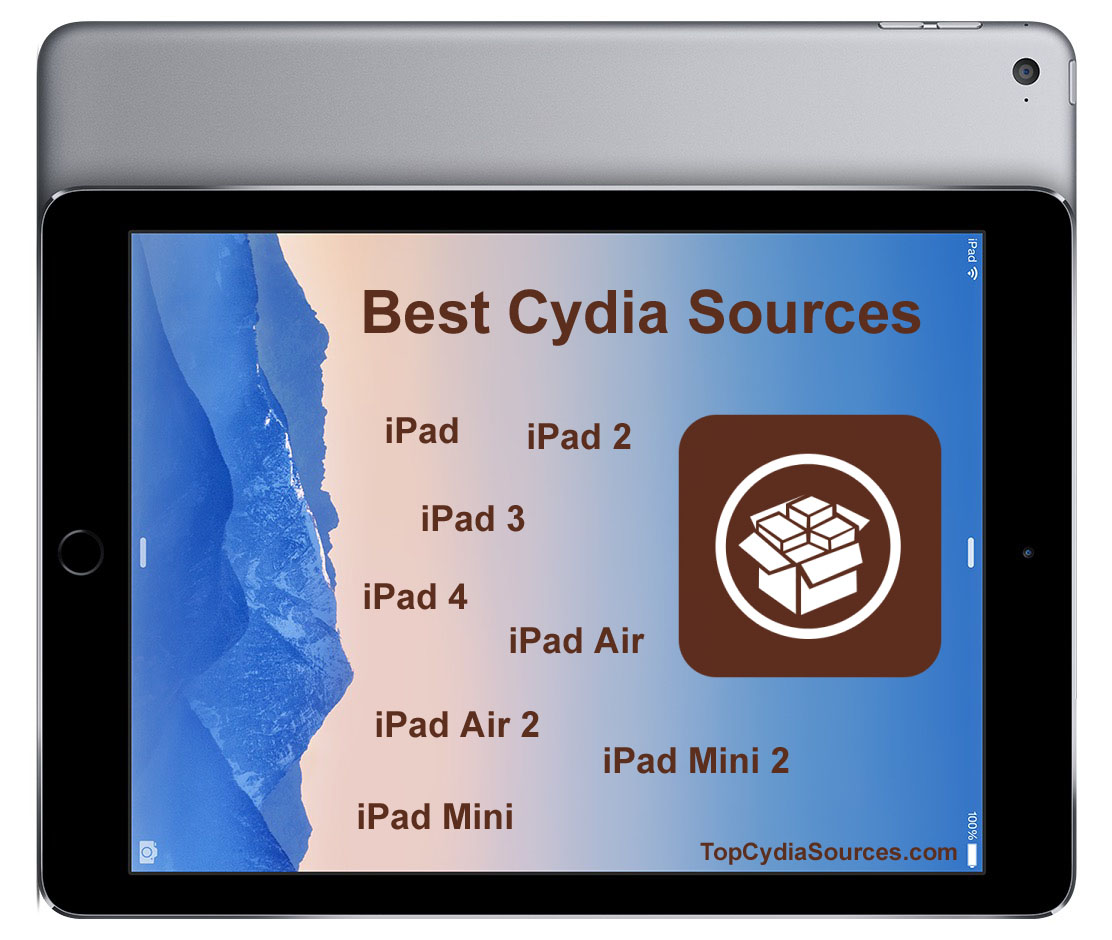 Cydia sources iPad