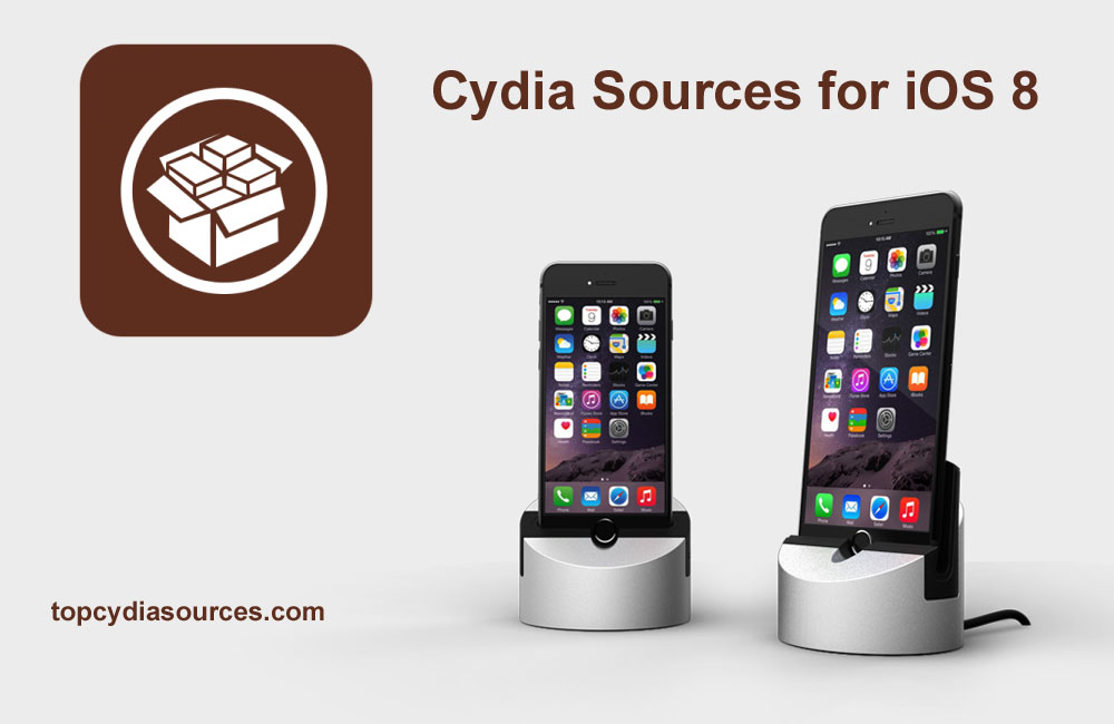 Cydia sources iOS 8
