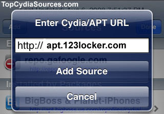 Cydia sources for SNES ROMs and emulator