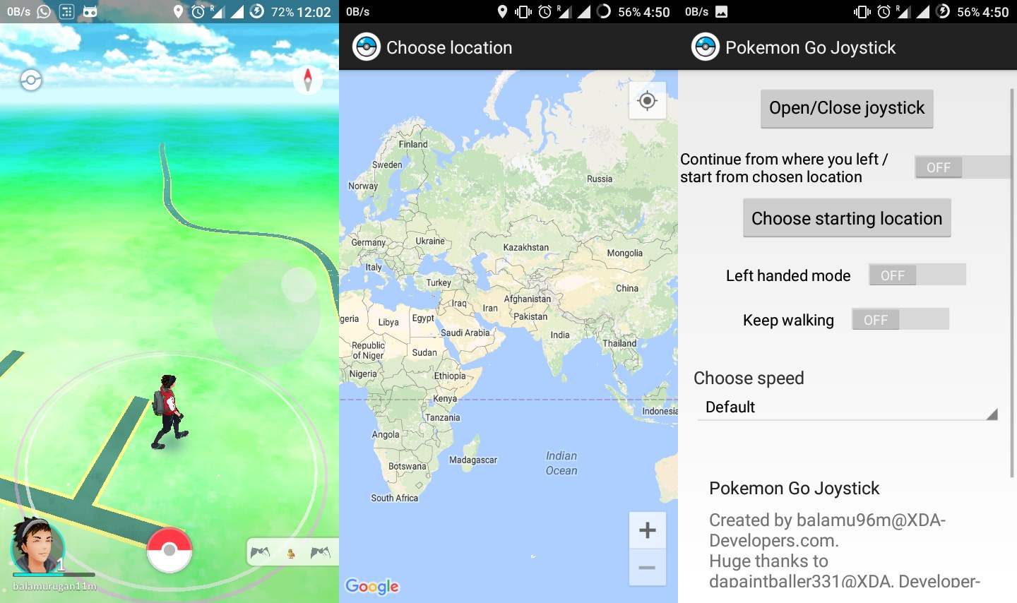 Pokemon Go cheats hacks tips tricks